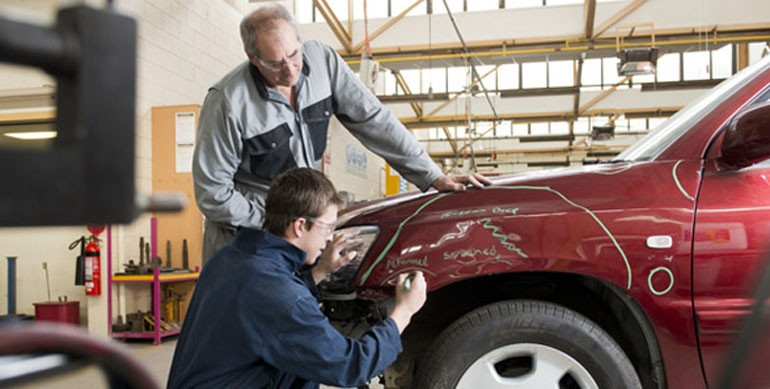 Auto Body Shop Marketing Strategy